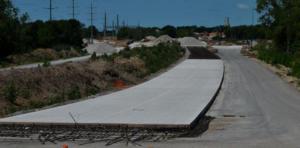 Преимущества бетонных дорог. Отличие от асфальта