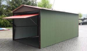 Самостоятельное строительство гаража