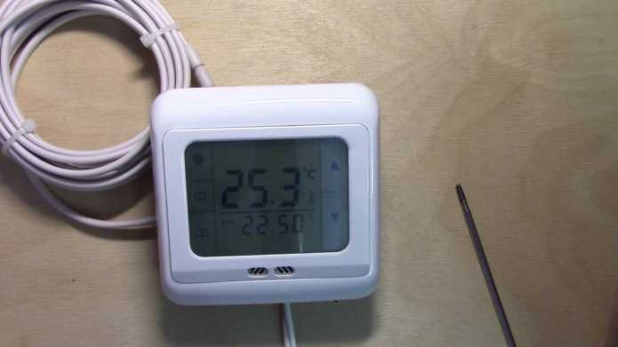 Монтаж и настройка терморегуляторов