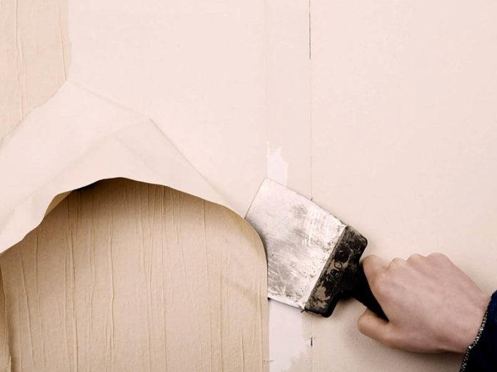 Подготовка стен к оклеиванию обоями