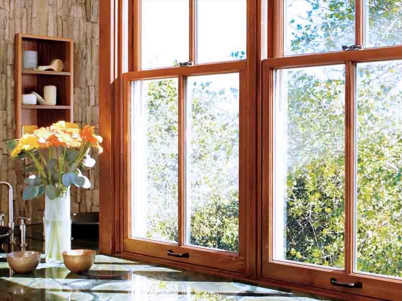 Деревянные окна: преимущества • Строй Зона
